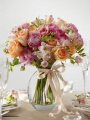 Soft Shades Arrangement