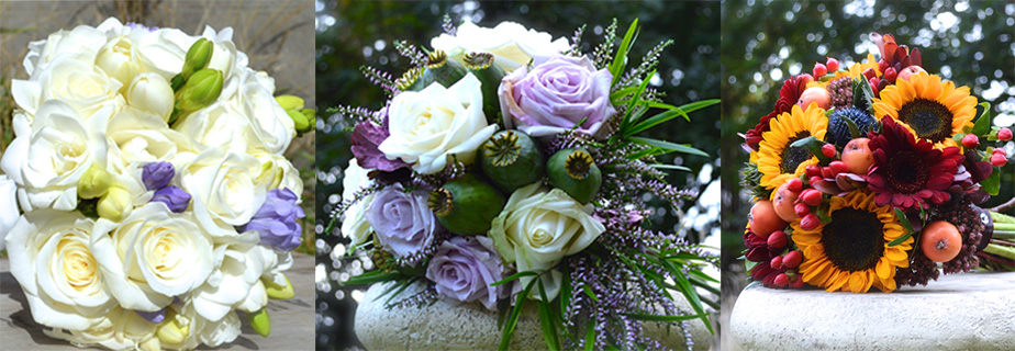 Flower Display by Boutique Florists Aberdeen